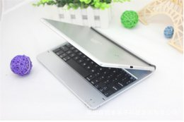 Wholesale Aluminum Alloy wireless Bluetooth Keyboard for Apple iPad air2 tablet computer portable ultra thin external best price
