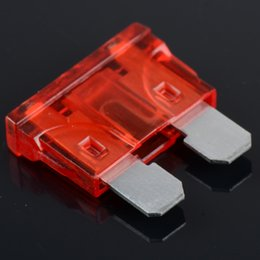 Wholesale 50 Auto Car Truck Boat ATC Mini Blade Medium Fuse Fuze A AMP Wire Set VE409 W0