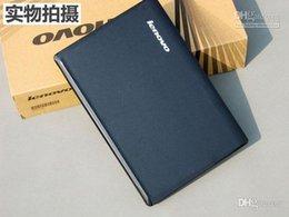 Wholesale 1PCS PC portable Lenovo G460A IFI Intel I5 inch Laptop PC Go RAM GB HDD Ordinateurs couleur noire gratuite DHL