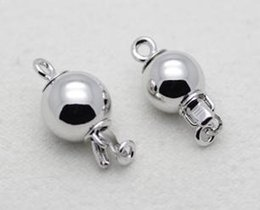 Wholesale beautiful Pearl Jewelry Accessories Natural pearl necklace bracelet Round alloy clasp YPJ22