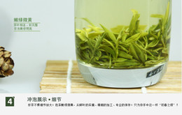 Wholesale Tea g new tea green tea Chinese tea healthy drink fresh treatment of bad breath and constipation tea infuser