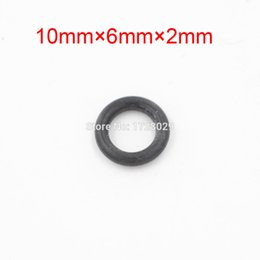 Wholesale 1000PCS Black Rubber mm x mm x mm Oil Seal O Rings Gaskets Washers