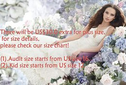 Wholesale Wedding Dresses Evening Dresses Prom Dresses Arabic Dresses Plus Size Fee Custom Made Fee Rush Fee Extra Cost