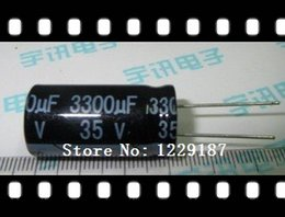 Wholesale New original UF V Electrolytic Capacitors X30mm