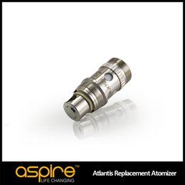 Wholesale Quick delivery Atlantis Sub ohm Coil for Aspire Newest Atlantis ml Tank big vapor with better taste
