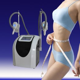 Wholesale Beauty Salon professional cryotherapy cryolipolysis cool sculpting slimming machines handle working at the same time