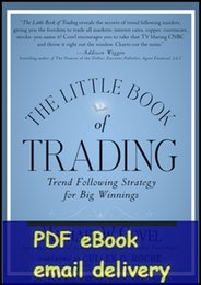 Wholesale The Little Book of Trading Trend Following Strategy for Big Winnings by Michael W Covel