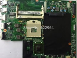 Wholesale original laptop motherboard LZ3A for Lenovo Z580 non integrated with video memory chips fully tested working well