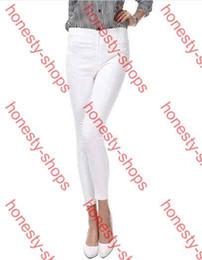 Wholesale Slim Girls Sexy Leggins - Fashion Women Pants Lace Sexy Slim Plus Size Leggings Sweet Girl Leggins Casual Skinny Pants Ladies