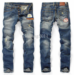 Wholesale retail This is the true picture brand jean fashion men s jeans DS954A