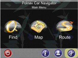 Genuine Western Europe GPS Navigation Map of Polnav with Free 4G Micro SD Card or SD Card Genuine Polnav GPS Navigation Map for Western Euro