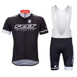 2015 FELT Pro Cycling Jerseys Roupa Ciclismo Summer Breathable Racing Bicycle Clothing Quick-Dry Lycra GEL Pad Race MTB Bike Bib Pants