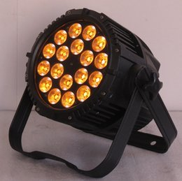 Free shipping High quality Two years warranty China LED Stage Lighting RGBAW+UV 6in1 Outdoor LED Par 64 Manufacturers