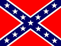 Wholesale Confederate States Rebel Flag X FT CSA Battle Civil War Southern South Battle Dixie National Flags cm