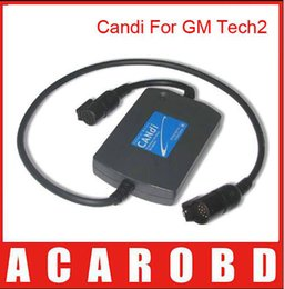 Wholesale Top Quality Candi Interface Candi Module work for GM Tech2 Auto Diagnostic Inteface Candi Interface Adaptor candi for gm tech