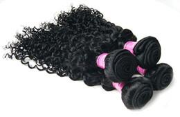 Compra Online Armadura usada-Halle Berry mismo estilo 7A Virgen malasia Virgen Trama 8-30inch color natural Curly Wave uso Salón Tejido