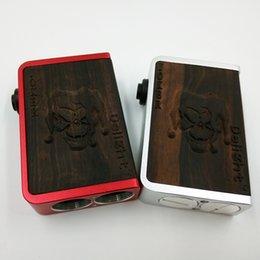 Wholesale Authentic Joker box Mod Mechanical mods aluminum alloy for battery Joker box mods ecig for thread Vaporizer