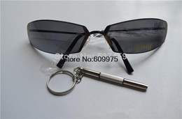 Wholesale-MX011 Matrix sunglasses High quality Stainless steel Rectangle Twins Style Sunglasses Steel sheet sunglasses Square sunglasses