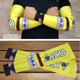 Wholesale ISD Cycling Arm Warme Professional bicycle cuff Mountain bike clothing best sports equipment protective gear