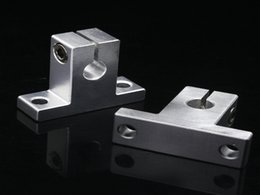 Wholesale 2pcs SK8 mm Linear Rail Shaft Guide Support