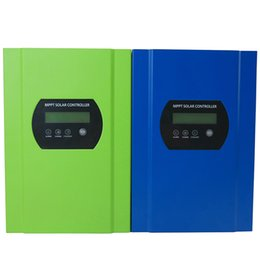 Wholesale 60A V V V Auto Switch LCD Display PV Regulator MPPT Solar Controller with RS232 for Solar System Meind