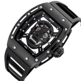 2017 new men's outdoor flight sports watch SKONE   time-grade men's waterproof quartz watch