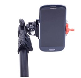 YUNTENG 1288,3 in 1 Kit + Phone Holder Clip + Bluetooth Remote Shutter for iPhone 6 6 Plus iPhone 5