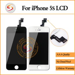 Wholesale AAA Grade For iPhone S LCD Screen Replacement No Dead Pixel Display Guarantee Lifetime Warranty