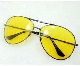 Fashion Night Vision Glasses UV400 Fishing Riding Driving sunglasses men women Anti-Glare Sunglass YJ140
