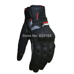 Wholesale-Professional Motorcycle Gloves Off-road Racing Gloves Motos Gloves Drop Resistance Touch Screen Gloves Guantes Luvas