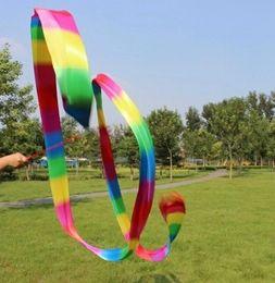Rhythmic gymnastics ribbons wands sports dance long ribbons streamers sticks magic wands confetti Sporting Goods colorful
