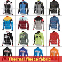 2015 Winter Man Thermal cycling clothing sportswear fleece Cycling jersey winter cycling jacket Long clothing ropa ciclismo Bicycle maillot