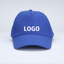 Wholesale DIY Customize Fashion Outdoor Sports Hats Custom Made Ur Design Logo for Advertising hat Caps activities hat Women MEN Kids