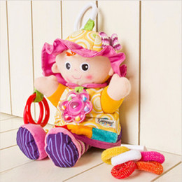 Wholesale 2015 The new Lamaze Lamaze Princess Doll multifunctional lathe pendant baby toys intellectual development interactive toys and audition