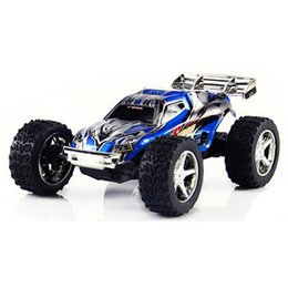 Wholesale RC Car WLtoys Updated L929 G CH RS Racing Radio Remote Transmitter Control Toy Steady Wheel LED Light