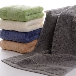 Wholesale Hot sale Cotton microfiber towel special gift thick foreign trade towel to import export factory direct