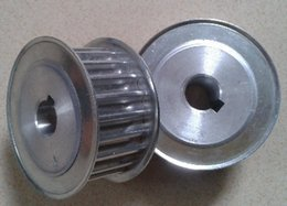 Wholesale T5 aluminum timing belt pulley for NEMA machine