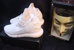 2016 Y3 Shoes Men Leather Sports Sneakers Cheap Black White Women Running Shoes men women football sneakers
