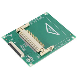 Wholesale For Apple For iPod G G CF Memory Card pin To pin Video For Toshiba CE HDD Hard Drive Adapter
