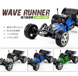 Wholesale New Wltoys L202 RC Car KM H Upgraded G Remote Comtrol Toys rc drift car buggy electric Car