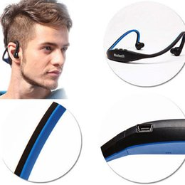 Headphone Wireless Stereo Headset Sports Bluetooth Speaker Neckband Earphone Bluetooth With Retail Package ISO Android Universal earphone