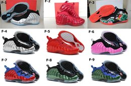 Wholesale 2015 New Arrival Cheap Air Sports Shoes Mens Penny Basketball Shoes Foamposite sneakes