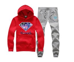7h44 free shipping s-5xl Cotton Blend men suit autumn winter Sweatshirts Hoodies+pants hip hop Pocket set pullover