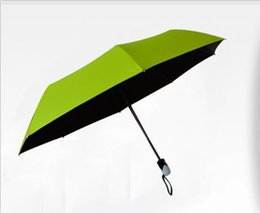 Wholesale Vinyl blossom umbrella under the influence of water thirty percent automatic open umbrella magnesium aluminum glass fiber