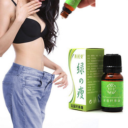 Wholesale 10g Slim Thin Leg Thigh Natural Essential Massage Plant Slimming Oil Fat Burning