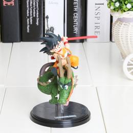 Wholesale Dragon Ball Z fantastic arts action figure toy Gokou Shenron set collection