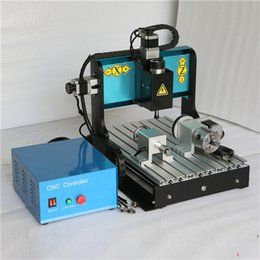 Wholesale JFT Mini Jewelry CNC Router W CNC Router Wood Engraving Machine Axis with USB Port High Precision