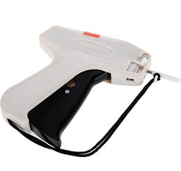 Free Shipping Garment Clothes Price Plastic Tagging Gun with 5000 Tag Pins