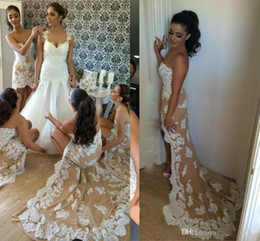 Champagne Bridesmaid Dresses Mermaid Long High Low Lace Appliques Party Dresses For Wedding Long Customized Bridesmaid Dresses Cheap
