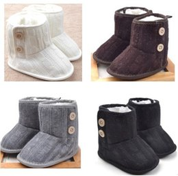Wholesale-Wholesale baby boots,baby snow boots,fashion baby shoes,very cute and warm,top quality brand boots,mix 4 colors